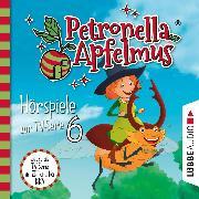Cover-Bild zu Petronella Apfelmus, Teil 6: Energie aus der Dose, Das blaue Wunder, Die Zauberprüfung (Audio Download) von Neudert, Cornelia