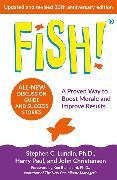 Cover-Bild zu Fish! von C. Lundin, Stephen