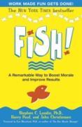 Cover-Bild zu Fish! (eBook) von C. Lundin, Stephen