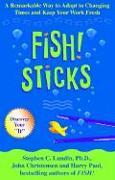 Cover-Bild zu Fish Sticks von Lundin, Stephen C.