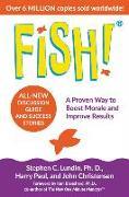 Cover-Bild zu Fish!: A Proven Way to Boost Morale and Improve Results von Lundin, Stephen C.
