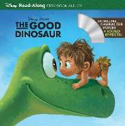 Cover-Bild zu The Good Dinosaur. Storybook and CD