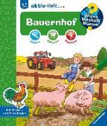 Cover-Bild zu Bauernhof von Merle, Katrin
