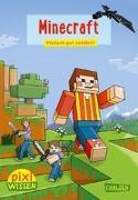 Cover-Bild zu Pixi Wissen 106: VE 5: Minecraft von Haubner, Steffen