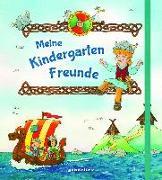 Cover-Bild zu Meine Kindergarten-Freunde (Wikinger) von gondolino Eintragbücher (Hrsg.)