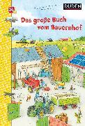 Cover-Bild zu Duden: Das große Buch vom Bauernhof von Braun, Christina