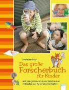 Cover-Bild zu Das große Forscherbuch für Kinder von Stuchtey, Sonja