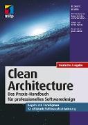 Cover-Bild zu Martin, Robert C.: Clean Architecture (eBook)