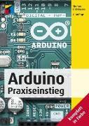 Cover-Bild zu Brühlmann, Thomas: Arduino (eBook)