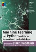 Cover-Bild zu Raschka, Sebastian: Machine Learning mit Python und Keras, TensorFlow 2 und Scikit-learn (eBook)