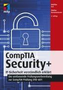 Cover-Bild zu Gut, Mathias: CompTIA Security+ (eBook)