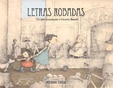 Cover-Bild zu Letras Robadas von Arciniegas, Triunfo