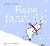 Cover-Bild zu Hase fährt Ski von Rueda, Claudia