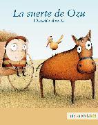 Cover-Bild zu La suerte de Ozu (eBook) von Rueda, Claudia