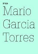 Cover-Bild zu García Torres, Mario: Mario Garcia Torres (eBook)