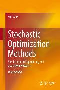 Cover-Bild zu Marti, Kurt: Stochastic Optimization Methods (eBook)
