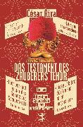 Cover-Bild zu Das Testament des Zauberers Tenor (eBook) von Aira, César