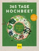 Cover-Bild zu Baumjohann, Dorothea: 365 Tage Hochbeet (eBook)