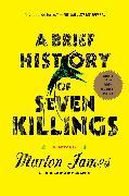 Cover-Bild zu A Brief History of Seven Killings (eBook) von James, Marlon