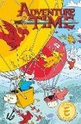 Cover-Bild zu Adventure Time Vol. 4 (eBook) von North, Ryan