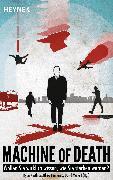 Cover-Bild zu Machine of Death (eBook) von Bennardo, Matthew (Hrsg.)