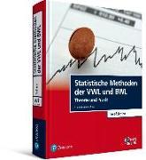 Cover-Bild zu Schira, Josef: Statistische Methoden der VWL und BWL