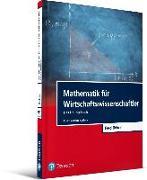 Cover-Bild zu Böker, Fred: Mathematik für Wirtschaftswissenschaftler