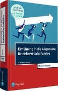 Cover-Bild zu Straub, Thomas: Einführung in die Allgemeine Betriebswirtschaftslehre