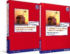 Cover-Bild zu Kummer, Sebastian: VP Grundzüge der Beschaffung, Produktion und Logistik