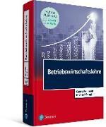 Cover-Bild zu Erdmann, Georg: Betriebswirtschaftslehre