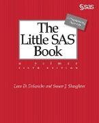Cover-Bild zu The Little SAS Book (eBook) von Delwiche, Lora D.