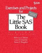 Cover-Bild zu Exercises and Projects for The Little SAS Book, Sixth Edition (eBook) von Ottesen, Rebecca A.