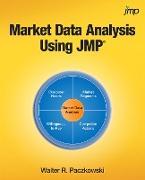Cover-Bild zu Market Data Analysis Using JMP (eBook) von Paczkowski, Walter R.