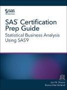 Cover-Bild zu SAS Certification Prep Guide (eBook) von Shreve, Joni N.