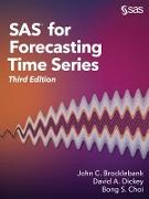Cover-Bild zu SAS for Forecasting Time Series, Third Edition (eBook) von Brocklebank, Ph. D.