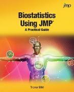 Cover-Bild zu Biostatistics Using JMP (eBook) von Bihl, Trevor