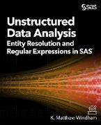 Cover-Bild zu Unstructured Data Analysis (eBook) von Windham, Matthew