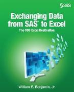 Cover-Bild zu Exchanging Data From SAS to Excel (eBook) von Benjamin, Jr.