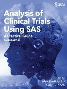 Cover-Bild zu Analysis of Clinical Trials Using SAS (eBook) von Dmitrienko, Alex (Hrsg.)