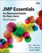 Cover-Bild zu JMP Essentials (eBook) von Hinrichs, Curt