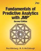Cover-Bild zu Fundamentals of Predictive Analytics with JMP, Second Edition (eBook) von Klimberg, Ron