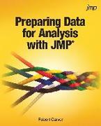 Cover-Bild zu Preparing Data for Analysis with JMP (eBook) von Carver, Robert