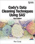 Cover-Bild zu Cody's Data Cleaning Techniques Using SAS, Third Edition (eBook) von Cody, Ron