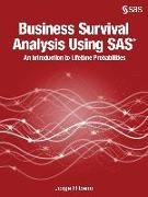 Cover-Bild zu Business Survival Analysis Using SAS (eBook) von Ribeiro, Jorge
