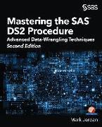 Cover-Bild zu Mastering the SAS DS2 Procedure (eBook) von Jordan, Mark