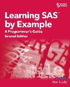 Cover-Bild zu Learning SAS by Example (eBook) von Cody, Ron