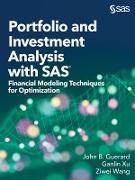 Cover-Bild zu Portfolio and Investment Analysis with SAS (eBook) von Guerard, John B.