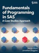 Cover-Bild zu Fundamentals of Programming in SAS (eBook) von Blum, James