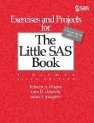 Cover-Bild zu Exercises and Projects for The Little SAS Book, Sixth Edition von Ottesen, Rebecca A.