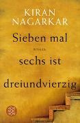 Cover-Bild zu Sieben mal sechs ist dreiundvierzig von Nagarkar, Kiran